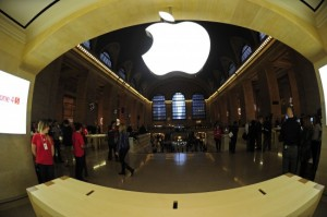 Apple Store Grand Central de New York (Manhattan)