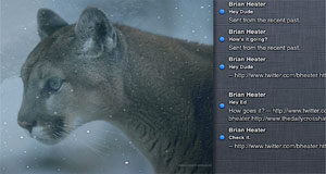 Mac OS X Mountain Lion 10.8 et le Centre de notifiations