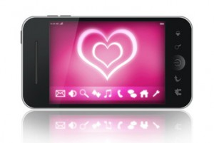 Applications iPhone Saint Valentin