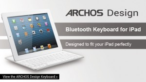 Archos Design clavier Bluetooth