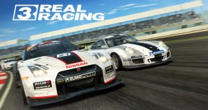 Real Racing 3 : sortie officielle, disponible sur App Store, gratuitement (compatibles iPhone et iPad)