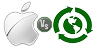 Apple versus Greenpeace