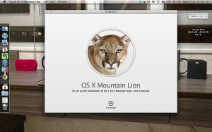 Apple OS X Mountain Lion 10.8
