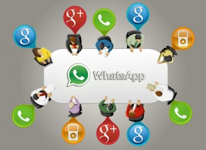 WhatsApp rachat Google