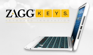 ZAGGkeys : clavier iPad mini