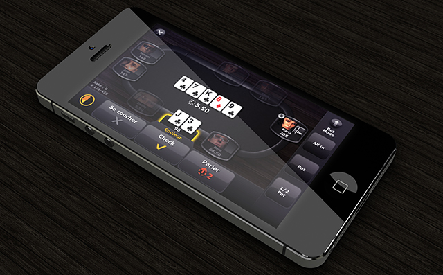 Bwin poker pour iPhone et iPad