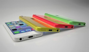 iPhone 5C : low-cost